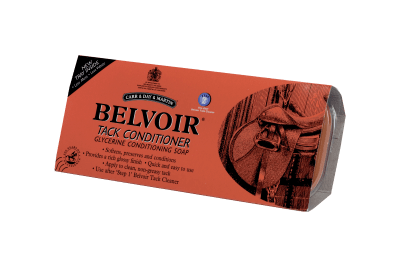 BELVOIR STEP 2 TACK CONDITIONING SOAP