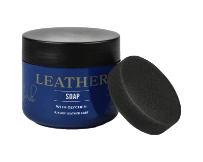 Leather soap 200ml